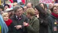 Presidential 2017: Mélenchon organized a march in Paris for the 6th Republic (part 2)