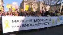 Paris / Endomarch 2017 : marche mondiale contre l'endométriose
