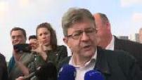 Jean-Luc Mélenchon visit SGD factory in Dieppe