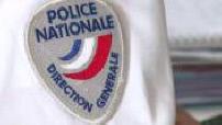 Illustrations du CIPN, centre d'information de la police nationale, à Paris