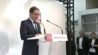 Présidentielle 2017 : conférence de presse Benoît Hamon