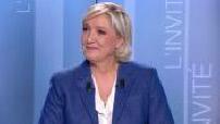 Présidentielle 2017 : Marine Le Pen, invitée du 1945