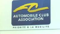 Illustrations du siège de l'Automobile Club Association à Paris