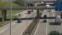 Illustrations de la circulation routière en Meurthe-et-Moselle et à Marseille