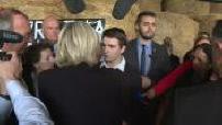 Campagne de Marine Le Pen en Bretagne (2/4)