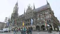 Illustration ville de Munich