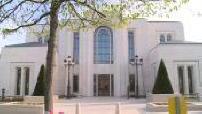 Illustration nouveau temple mormon français au Chesnay
