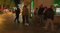 Attentat Champs-Elysées : illustrations de l'avenue, périmètre de sécurité