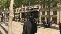Attentat des Champs Elysées : Jet1