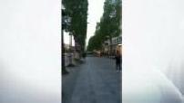 Attentat des Champs-Elysées attaque terroriste, un policier tué