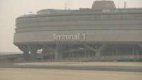 Terminal 1 of Roissy