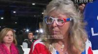 Election présidentielle 2017 : Meeting de Marine Le Pen à Villepinte : Itw Nicolas Bay et Robert Ménard
