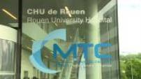 Illustrations du centre de formation médicale du CHU de Rouen