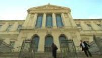 Illustrations du palais de justice de Nice