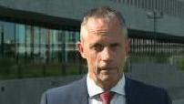 illustrations Europol et interview du directeur adjoint Wil Van Gemert