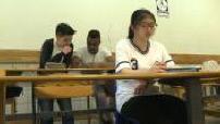 Illustration cours de chinois au Lycée Henri IV à Paris