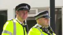 Illustrations des mesures de sécurité renforcées à Londres après l'attentat du 3 juin
