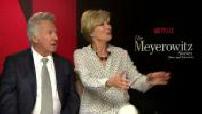 """Festival de Cannes 2017 : interview (junket) pour """"The Meyerowitz Sories"""" (Netflix)"""