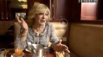Interview de Nicoletta au café de Flore