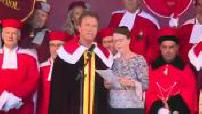 Unusual: Arnold Schwarzenegger is Honorary Ambassador of Bordeaux wines in Libourne