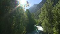 LE LE MAG :  :  24h au refuge de Lavey au coeur du Parc national des Ecrins