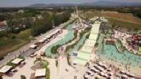 LE MAG :  réouverture du parc aquatique splashworld en Provence