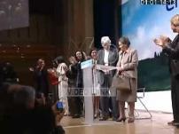 Présidentielle 2007 : Simone Veil soutient Nicolas Sarkozy