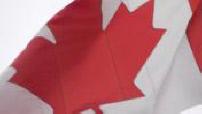 Drapeau canadien et CN Tower