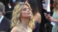 """Soirée d'ouverture du Festival de Cannes 2017 : montée des marches pour le film """"Les Fantômes d'Ismael"""""""