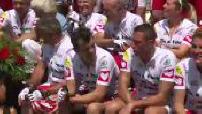 Tour de France : des stars pédalent pour soutenir l'association Mécénat chirurgie cardiaque enfants du monde (2/2)