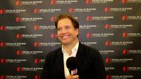 Interview at TV Festival in Monte Carlo in 2017 (1/2)