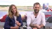 Cars 3: Guillaume Canet interview, Alice Pol, Cecile de France and Nicolas Duvauchelle