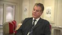 Interview de Jean-Claude Bouret au Press Club de France