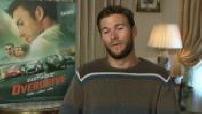 Overdrive: interview (junket) Scott Eastwood