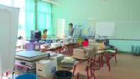 Salle de classe à Valorbiquet