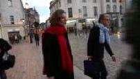Nathalie Kosciusko-Morizet en campagne pour les Primaires de droite à Orléans 1/2
