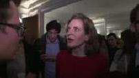 Nathalie Kosciusko-Morizet en campagne pour les Primaires de droite