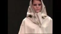 Mode, pret a porter hiver 99/2000, saint laurent