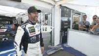 Rallycross de Lohéac (5/6) : ITW Sébastien Loeb, ITW Petter Solberg, ITW Ken Block, race, pits, supporters