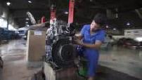 Cuba : Concessionnaire Peugeot 1/5