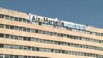 University illustrations Aix Marseille in Marseille