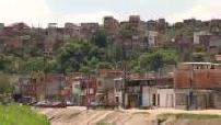 Favela in Sao Paulo