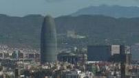 Illustration ville de Barcelone : vues d'ensemble / scènes de rue