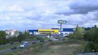 Mid of Ikea Franconville