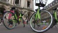 Gobee.bike, the new self-service bicycle.