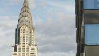 Timelapse des nuages au dessus du Chrysler Building