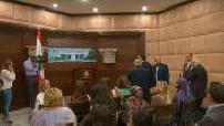 Lebanese Prime Minister Saad Hariri resigns for fear of assassination
