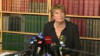 Murder Alexia Daval: press conference Edwige Roux-Morizot, Attorney of the Republic of Besançon