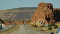 Route 66 : Illustration Nouveau Mexique