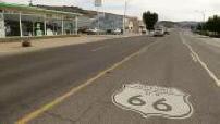 Route 66 : Kingman / désert Arizona
